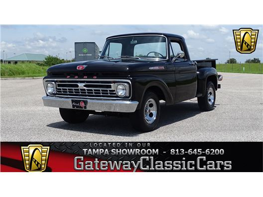 1961 Ford F100 for sale in Ruskin, Florida 33570