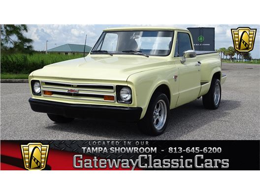 1967 Chevrolet C10 for sale in Ruskin, Florida 33570