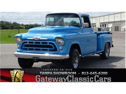 1957 Chevrolet 3100 for sale in Ruskin, Florida 33570