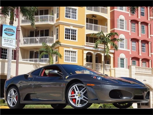 2005 Ferrari F430 Coupe for sale in Naples, Florida 34104