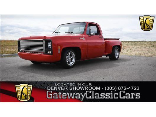 1979 Chevrolet C10 for sale in Englewood, Colorado 80112