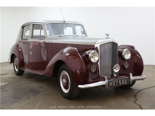 1954 Bentley R-Type for sale in Los Angeles, California 90063