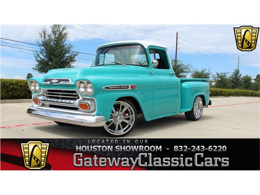 1959 Chevrolet Apache for sale in Houston, Texas 77090
