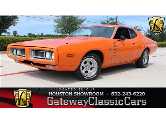 1973 Dodge Charger for sale in Houston, Texas 77090
