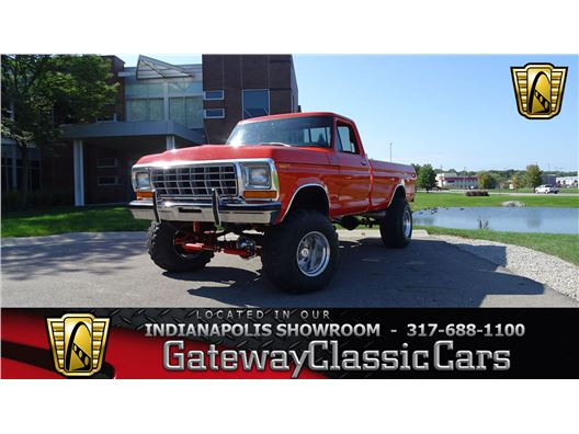 1978 Ford F250 for sale in Indianapolis, Indiana 46268