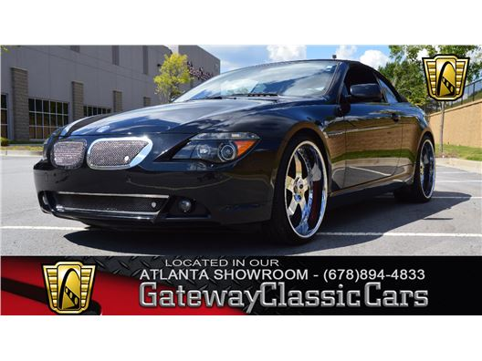 2007 BMW 650i for sale in Alpharetta, Georgia 30005
