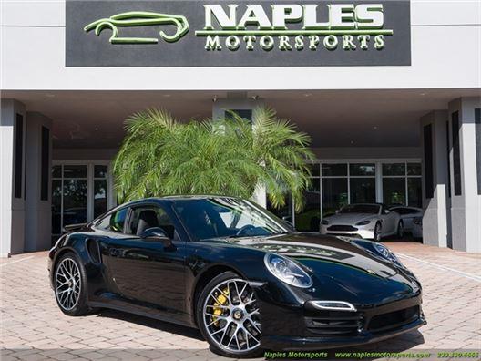 2014 Porsche 911 Turbo for sale in Naples, Florida 34104