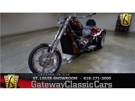 2007 V8 Chopper Trike for sale in OFallon, Illinois 62269