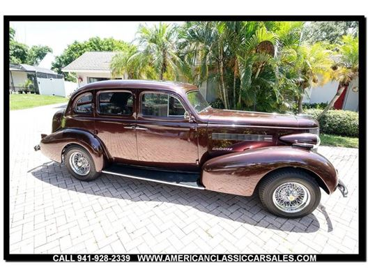 1937 Buick 40 Special for sale in Sarasota, Florida 34232