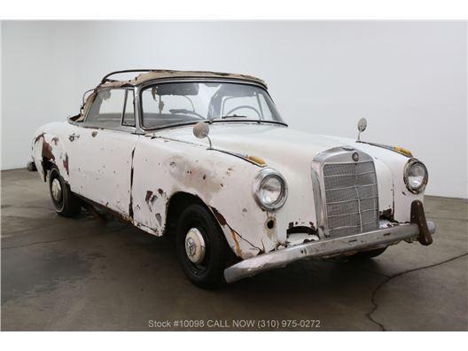 1959 Mercedes-Benz 220SE for sale in Los Angeles, California 90063
