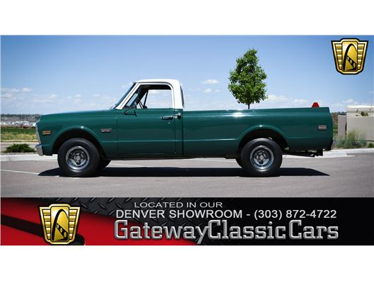 1972 GMC 1500 for sale in Englewood, Colorado 80112