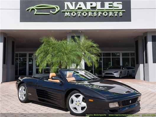 1994 Ferrari 348 Spider for sale in Naples, Florida 34104