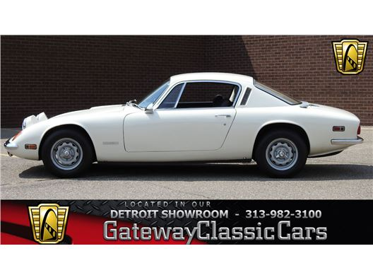1971 Lotus Elan for sale in Dearborn, Michigan 48120