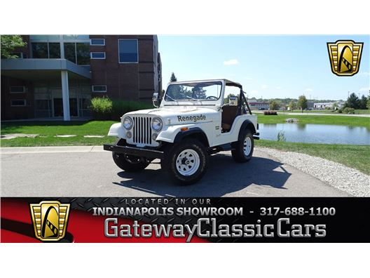 1978 Jeep CJ5 for sale in Indianapolis, Indiana 46268
