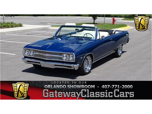 1965 Chevrolet Malibu for sale in Lake Mary, Florida 32746