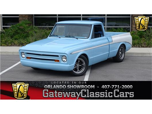 1968 Chevrolet C10 for sale in Lake Mary, Florida 32746