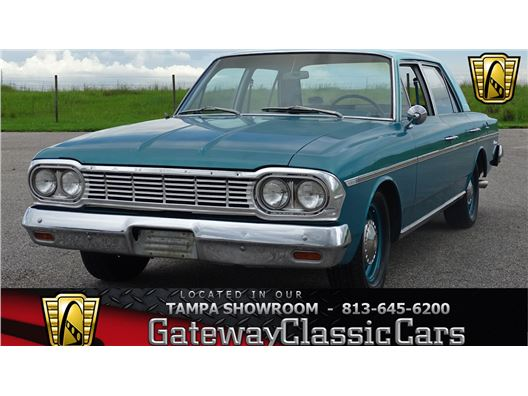 1964 Rambler Classic 660 for sale in Ruskin, Florida 33570