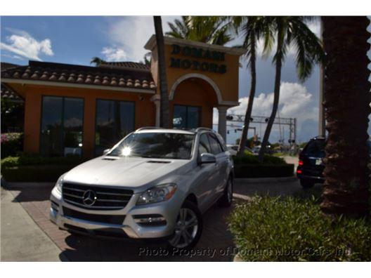 2012 Mercedes-Benz M-Class for sale in Deerfield Beach, Florida 33441