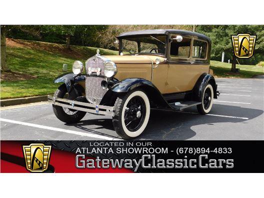 1931 Ford Model A for sale in Alpharetta, Georgia 30005