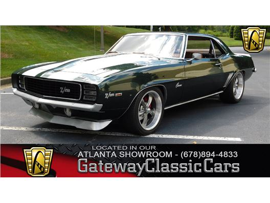1969 Chevrolet Camaro for sale in Alpharetta, Georgia 30005