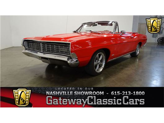 1968 Ford Galaxie for sale in La Vergne