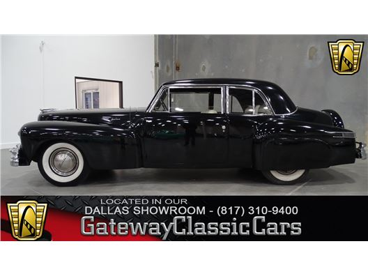 1948 Lincoln Continental for sale in DFW Airport, Texas 76051