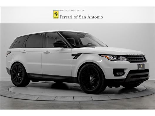 2016 Land Rover Range Rover Sport for sale in San Antonio, Texas 78257