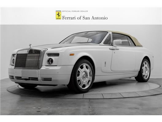 2009 Rolls-Royce Phantom Drophead Coupe for sale in San Antonio, Texas 78257