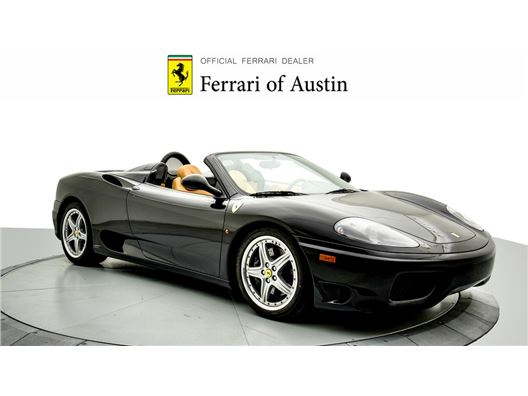 2004 Ferrari 360 Modena for sale in San Antonio, Texas 78257