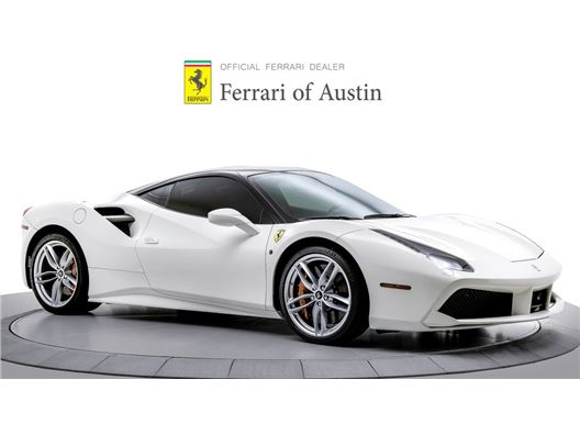 2017 Ferrari 488 GTB for sale in San Antonio, Texas 78257