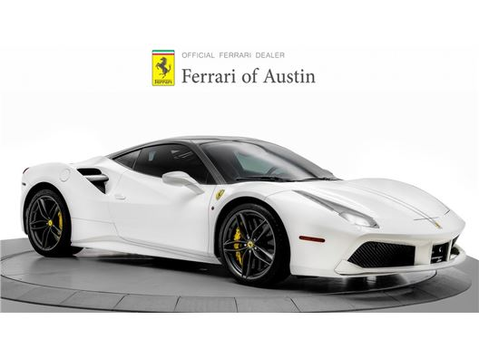 2016 Ferrari 488 GTB for sale in San Antonio, Texas 78257