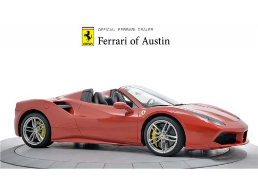 2016 Ferrari 488 Spider for sale in San Antonio, Texas 78257