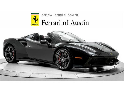 2017 Ferrari 488 Spider for sale in San Antonio, Texas 78257
