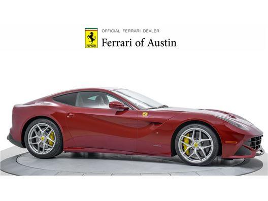 2014 Ferrari F12berlinetta for sale in San Antonio, Texas 78257