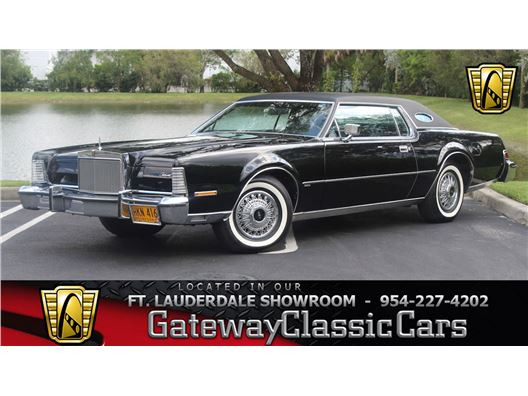 1974 Lincoln Mark for sale in Coral Springs, Florida 33065