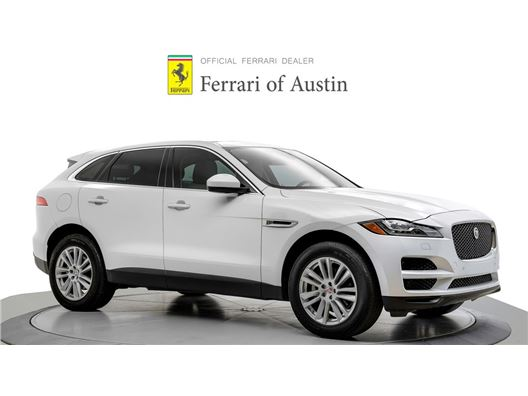 2017 Jaguar F-PACE for sale in San Antonio, Texas 78257