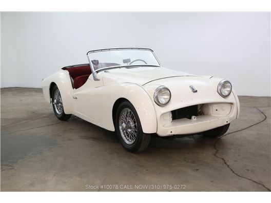 1959 Triumph TR3 for sale in Los Angeles, California 90063