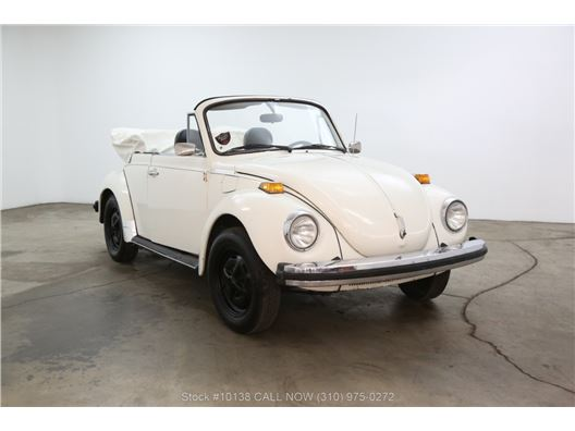 1979 Volkswagen Beetle for sale in Los Angeles, California 90063