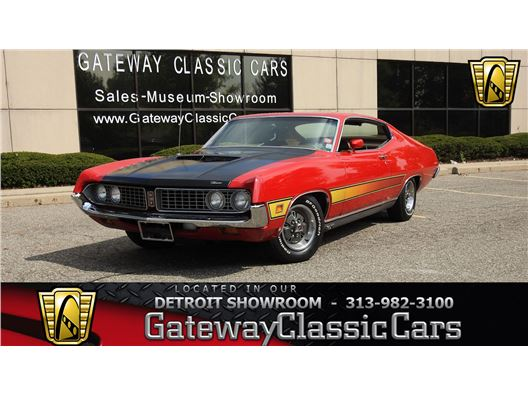 1971 Ford Torino for sale in Dearborn, Michigan 48120
