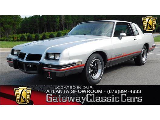 1986 Pontiac Grand Prix for sale in Alpharetta, Georgia 30005
