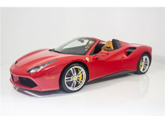 2016 Ferrari 488 Spider for sale in Norwood, Massachusetts 02062