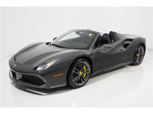 2018 Ferrari 488 Spider for sale in Norwood, Massachusetts 02062
