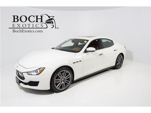 2018 Maserati Ghibli for sale in Norwood, Massachusetts 02062