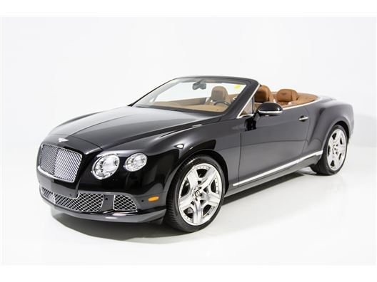 2013 Bentley Continental GTC for sale in Norwood, Massachusetts 02062