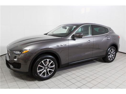 2017 Maserati Levante for sale in Norwood, Massachusetts 02062