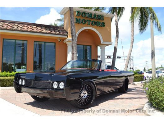 1967 Lincoln Continental for sale in Deerfield Beach, Florida 33441
