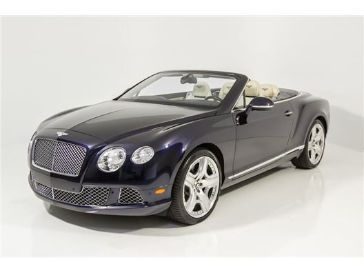 2012 Bentley Continental GTC for sale in Norwood, Massachusetts 02062