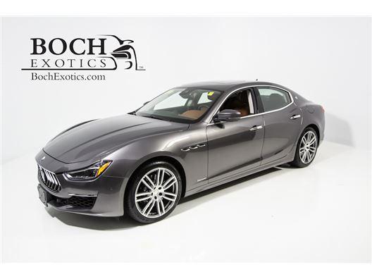 2018 Maserati Ghibli for sale in Norwood, Massachusetts 02062