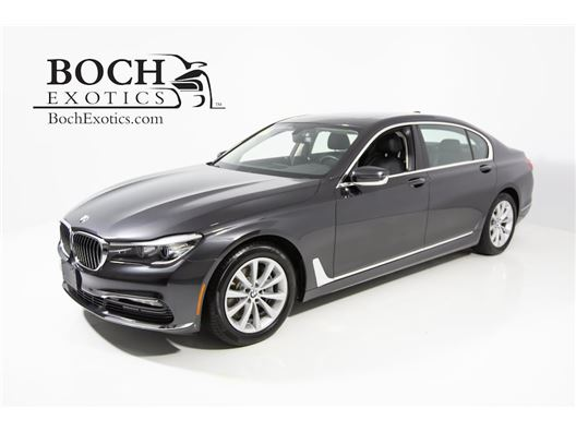 2018 BMW 740i for sale in Norwood, Massachusetts 02062