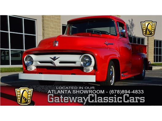 1956 Ford F100 for sale in Alpharetta, Georgia 30005